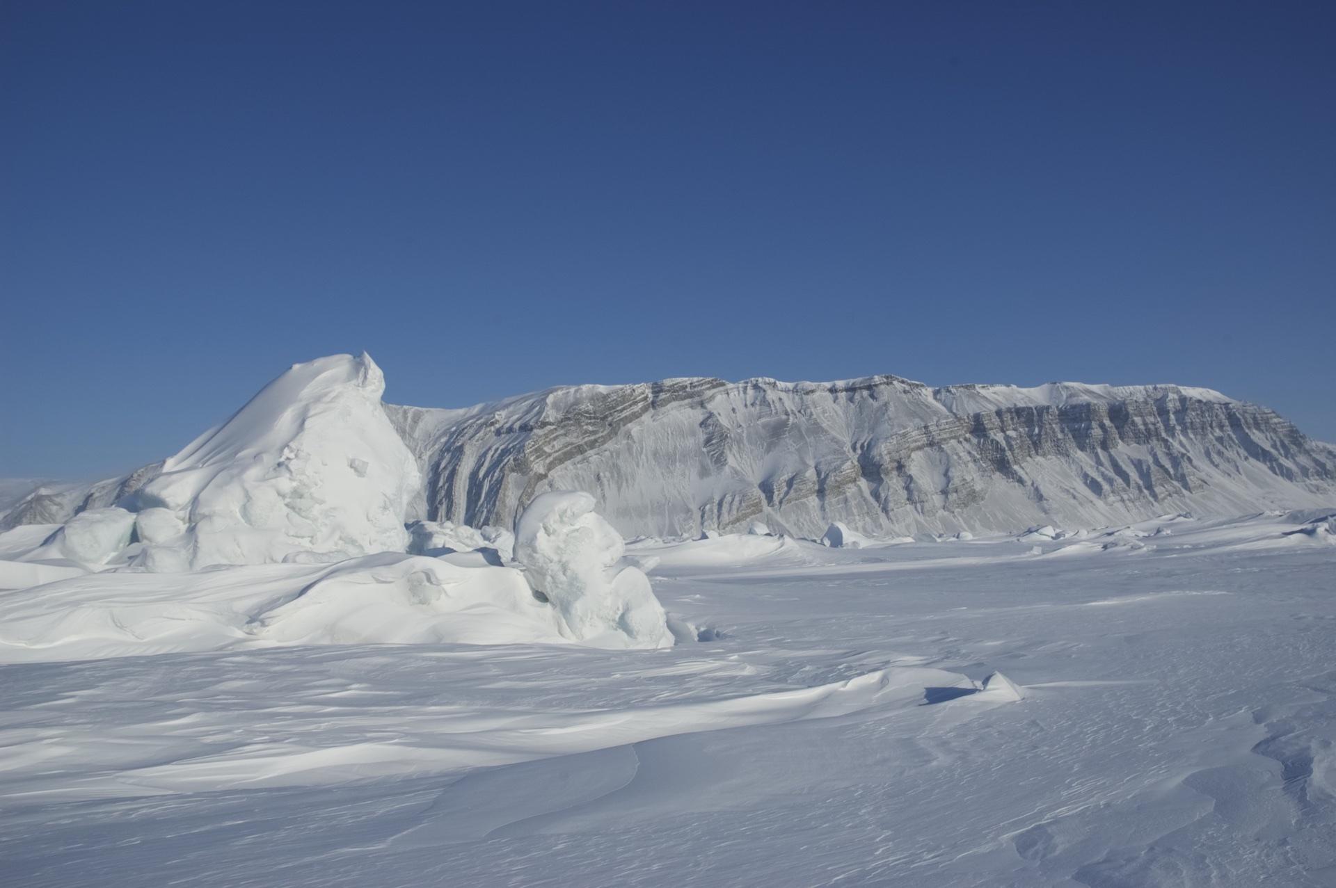 Arctic. Ellesmere Island. 2007